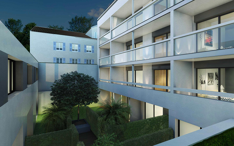 Appartement en neuf en Ecully